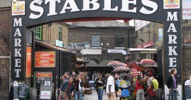 ecuries londres stables market