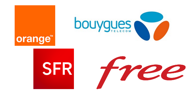 APN free, orange, sosh, sfr , red, bouygues télécom,