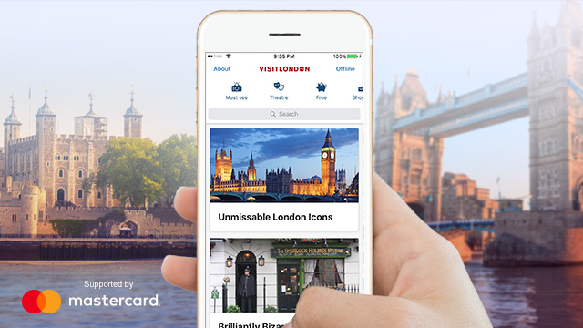 Londres – applications android